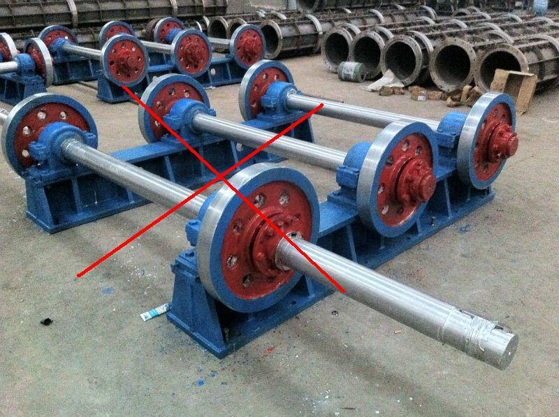 Spun Pre-stressed Concrete (spc) Pole Mould - Buy Pre-stressed Poles Sedc  Standard,Heading Machine,Electric Concrete Pole Making Machine Product on
