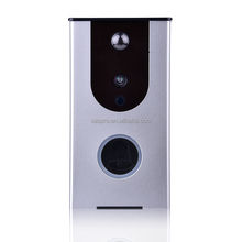 Real-Time Video & Speaker Wireless Internet & Smartphone Access Doorbell