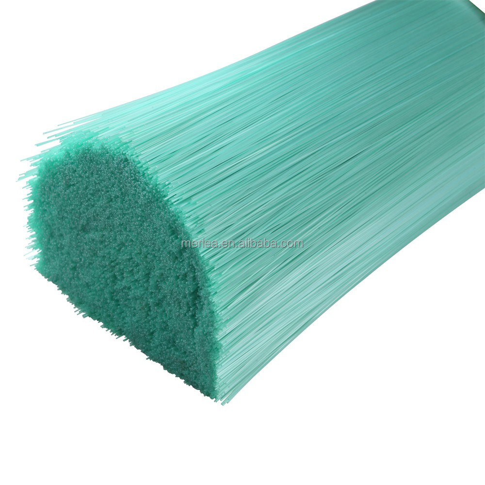 PET PP PVC plastic broom brush bristle