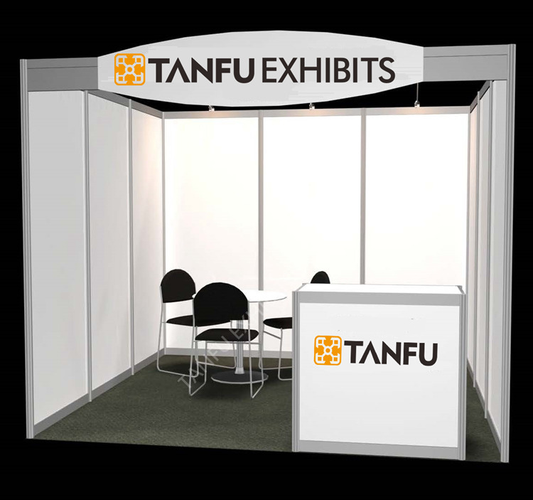 Exhibition Shell Scheme Size : Or shell scheme exhibition booth from tanfu