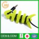 Fashion Style Reasonable Price Design Your Own Various Colors Unique Design Silicone Earphone Cable Winder Holder