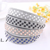 top sale wide full of drilling hoop box bit buckle hairband hair accessories wholesale