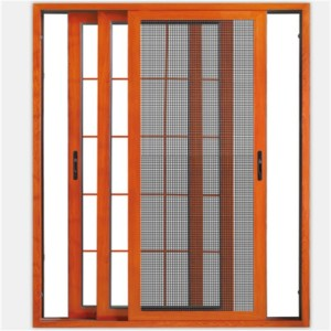 New fashion aluminum window grill designs home