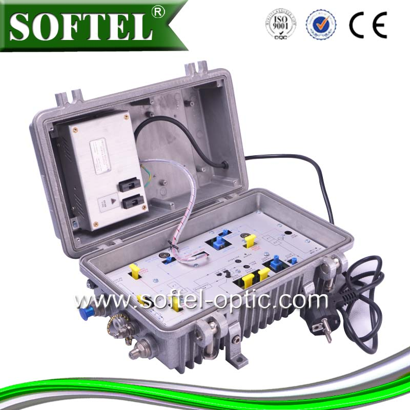 Distribuci n catv amplificador de l nea tv por cable for Amplificador tv cable coaxial
