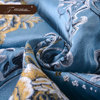 Stock Lots Jacquard Upholstery Wholesale Polyester Fabric Textile