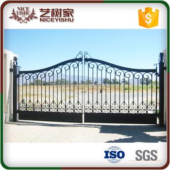 2016 Simple Modern House Iron Gate Designsphilippines Gates And Fencesiron Gates Models Buy Iron Gate Designphilippines Gates And Fencesiron