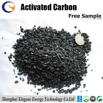 8-16 Mesh Activated Carbon Granular Ac For Oil And Gas Industry ...