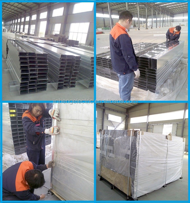 China Suppliers waterproof cable trunking, steel galvanized cable tray