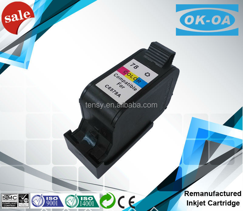 manufacturer seeks distributor ink cartridge for hp 78 6578d chinese supplier