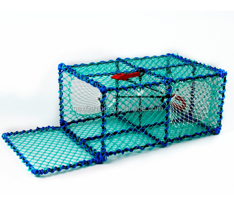 Europe Uk Sweden Norway Rectangular Prawn Lobster Trap ...