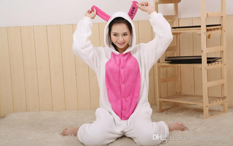 Bunny Pajamas For Adults Amature Housewives