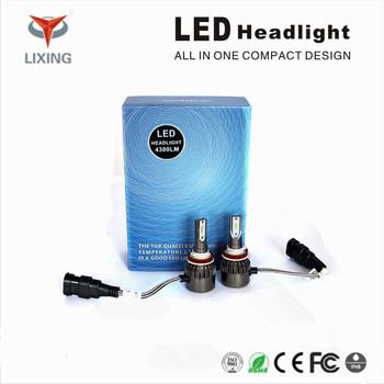 Lixing Factory Oem Auto Led Headlight Bulb H1 H4 H7 H11 Cambus Led Auto  Lights Wholesale - Buy Auto Headlight Bulb,H7 Led Light Bulb,Canbus Led