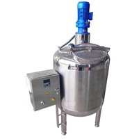 Factory Price Stainless Steel 5000 Liter Mixing Tank