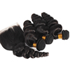 Wholesale Virgin Human Hair Extension Virgin Hair Bundles With Lace Closure
