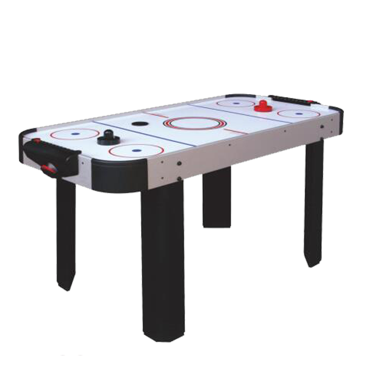 High quality air hockey table MDF white sports game ice hockey table for indoor