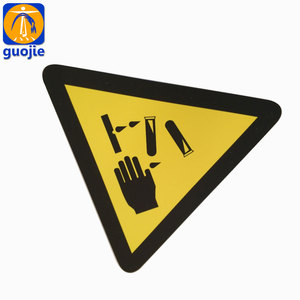 Top quality Advertising Warning Sign PVC Foam Board Printing paper poster pvc plastic sheet printing-L0908