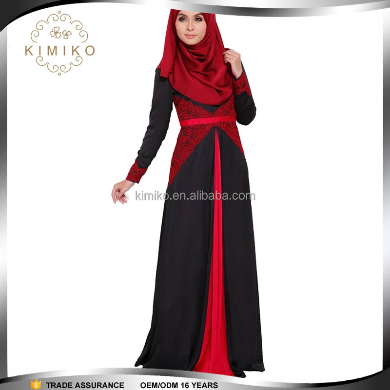 gro handel bekleidungshersteller spitze lange abaya t rkei. Black Bedroom Furniture Sets. Home Design Ideas