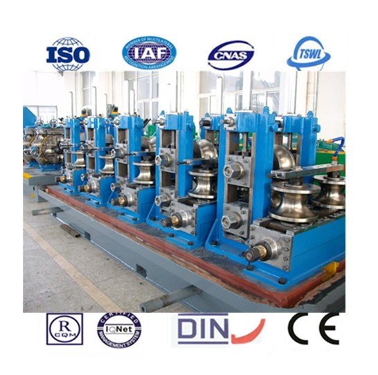 High precision round/square pipe tube mills