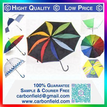 New Arrival Guinness Vinyl Tarpaulin Pvc Patio Umbrella