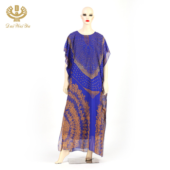 Free Sample dubai islamic kaftan dress arabic muslim women clothes