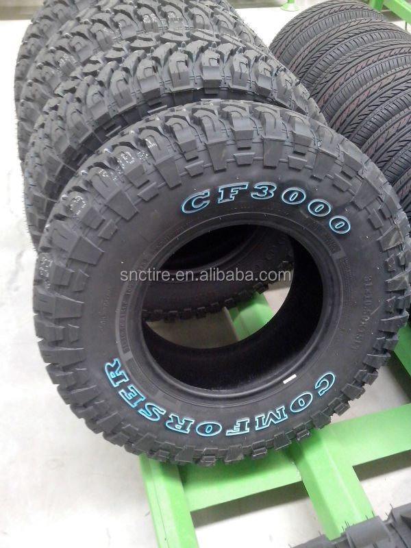 Light Truck Mud Tyre Comforser Mud Tire Lt285 75r16 33 12 5 15 Mud