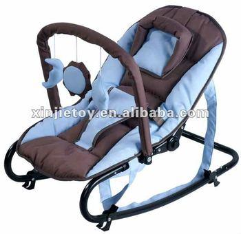 b61ae1a7e81 CE EN12790 swing adjustable baby rocker bouncer swing chair rocker chair