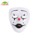 Ugly Halloween clown horror mask for party role play