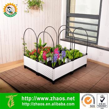 Plastic Multifunctional Raised Bed Garden Planter Box