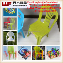2017 new wall mounted folding chairs mould made in China/OEM Custom plastic injection wall mounted folding chairs mold