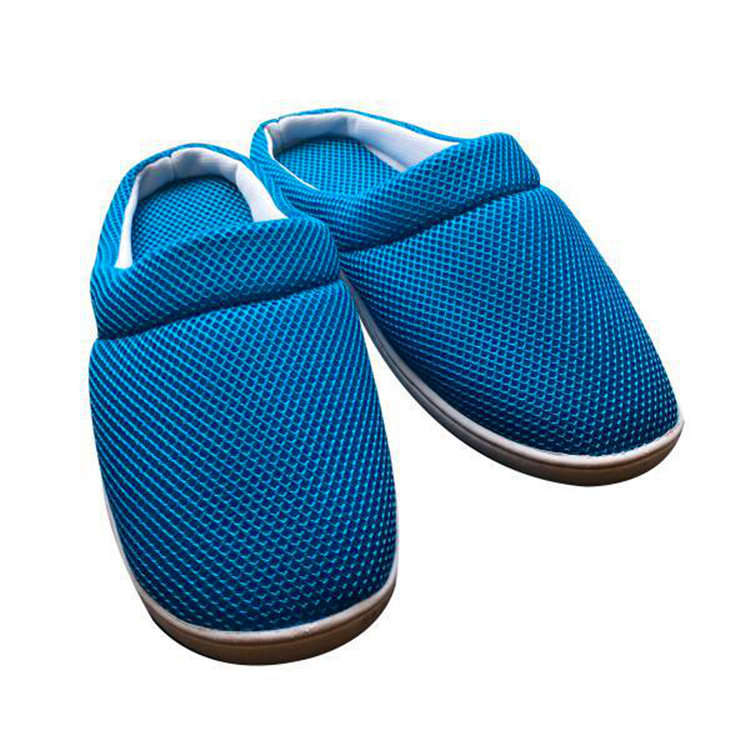 Hot Sale Gel slippers Cool Bamboo Anti-Fatigue Gel Slippers memory sponge slippers