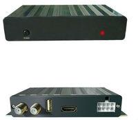 Professional Manufacturer of car digital tv tuner 100km/h