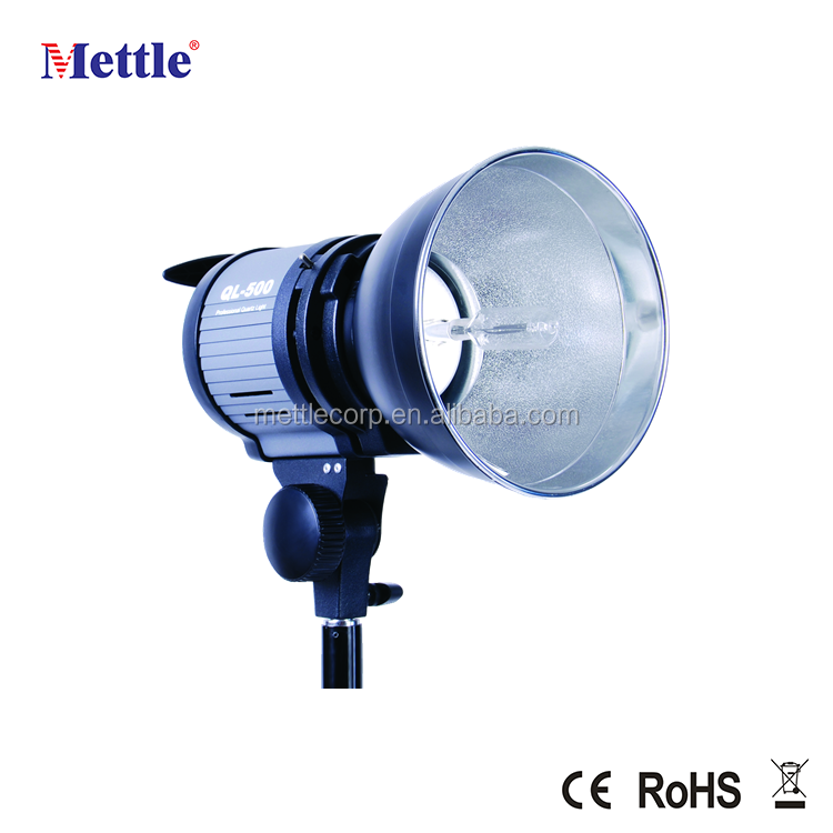 500W QL-500 Continuous Quartz Light with light weight fashionable shape