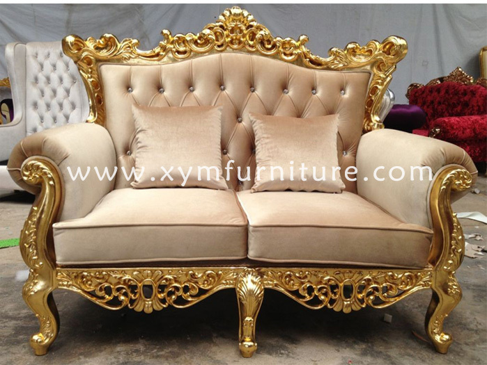 Nice Design Victorian Sofa For Wedding