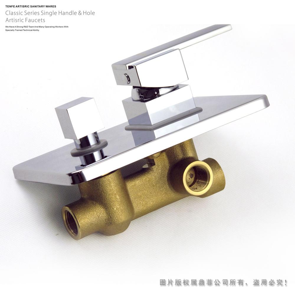 with diverter 4way shower panel valve bathroom bath mixer tap chrome  brass. Cheap Bath Shower Mixer Diverter Valve  find Bath Shower Mixer