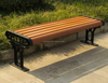 WPC made in China wood bench from Chinese gold supplier