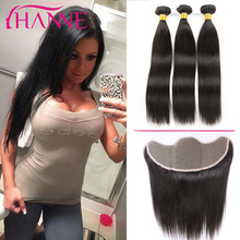Cheap Factory Direct Wholesale Brazilian Virgin Hair Straight With Closure. 13x4 Ear To Ear Lace Frontal Closure And Hair Weaves