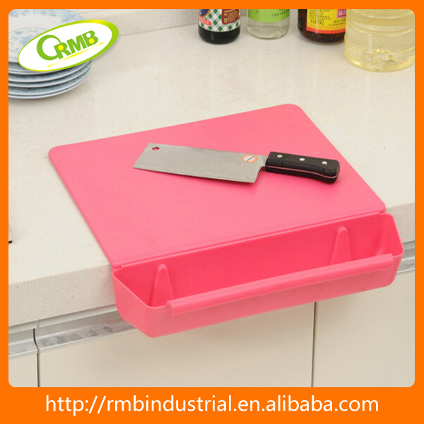 Creative Chopping board with container