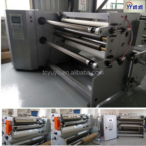 YU-K1300 OPP Film Slitting rewinding Machine