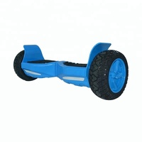 2018 new design 8.5-inch fat wheel self-balancing electric scooter with Bluetooth