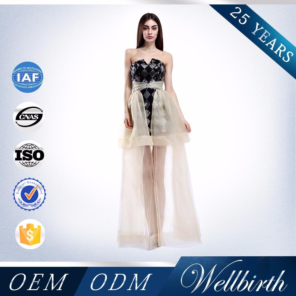 Finden Sie Hohe Qualität Abnehmbare Rock Prom Kleider Hersteller und ...