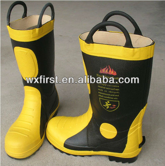 firefighter boot