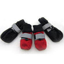 JML New Design Wholesale Waterproof Rain Boots for Winter Dog Shoes for Large Dogs Pet Products
