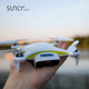 Mini Drone With HD Camera Alpha CAM With 3-Axis EIS Statilization Auto Follow Function