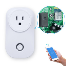 Wohn Wireless Wifi Smart Stecker Steckdose Mit Energieüberwachung 10A 220 V Control