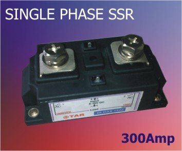 300Amp SSR for capacitor switching