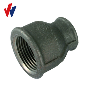 malleable iron pipe fittings concentric reducing sockets