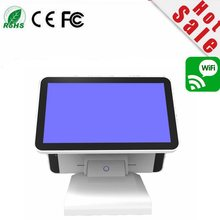 Capacitive multi touch screen windows terminal system pos retail pos software