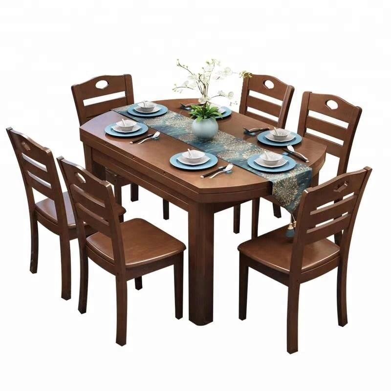 Venta al por mayor mesa de comedor y sillas baratas-Compre online ...