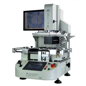 zhuomao zm-r6200 better 2 heater zones t862 bga rework station