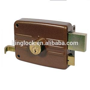 140MM KUWAIT GOOD QUALITY DOOR LOCK WITH NORMAL KEYS